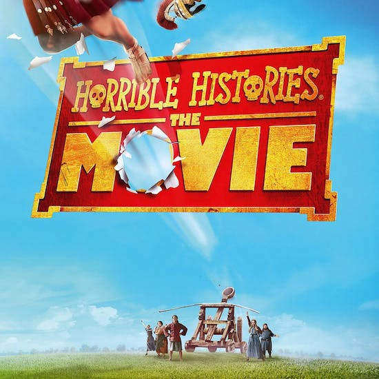 Horrible Histories: The Movie - Rotten Romans at ODEON (Outside M25)