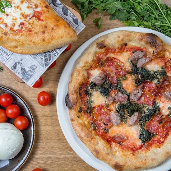 Al Pomodoro: sabroso menú degustación a la italiana