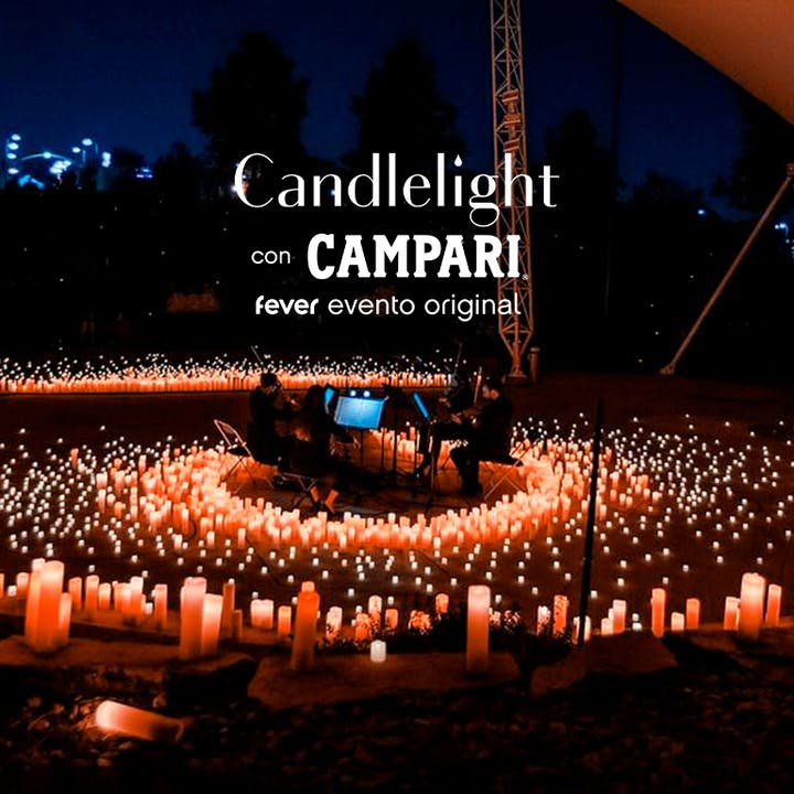 Candlelight Open Air by Campari Tonic: bandas sonoras bajo las velas