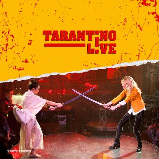 Tarantino Live: Fox Force Five & The Tyranny of Evil Men