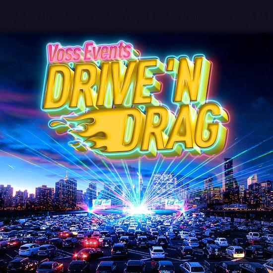 Drive 'N Drag: DC / MD with RuPaul's Drag Race Stars