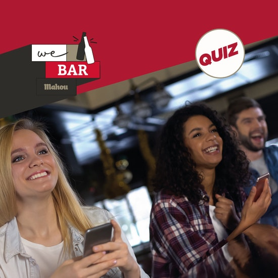 Quiz Bar en Madrid - We Bar Mahou