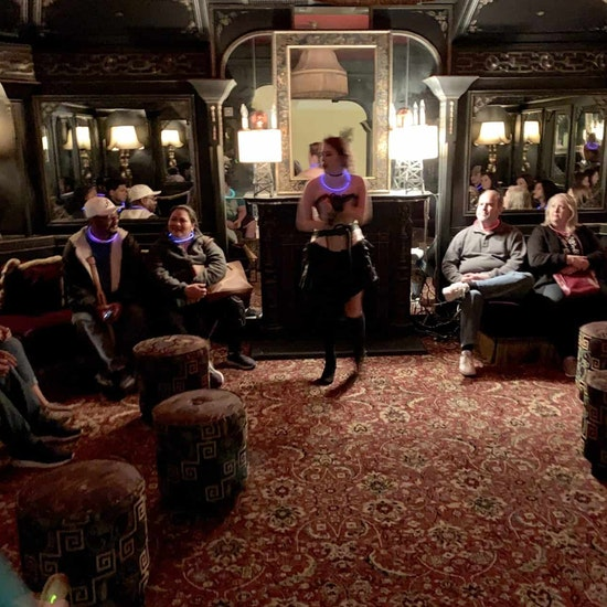 Haunted Dallas Pub Crawl & Ghost Tour