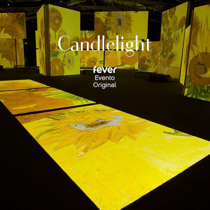 Candlelight en Van Gogh Alive: Tributo a Ludovico Einaudi a la luz de las velas