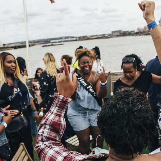 Afrobeats n Brunch Summer Boat Party