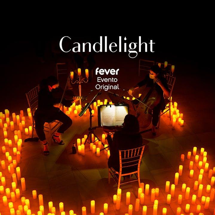 Candlelight: Las mejores canciones de anime bajo la luz de las velas