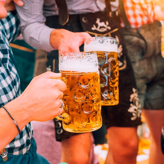 El Garaje: Oktoberfest