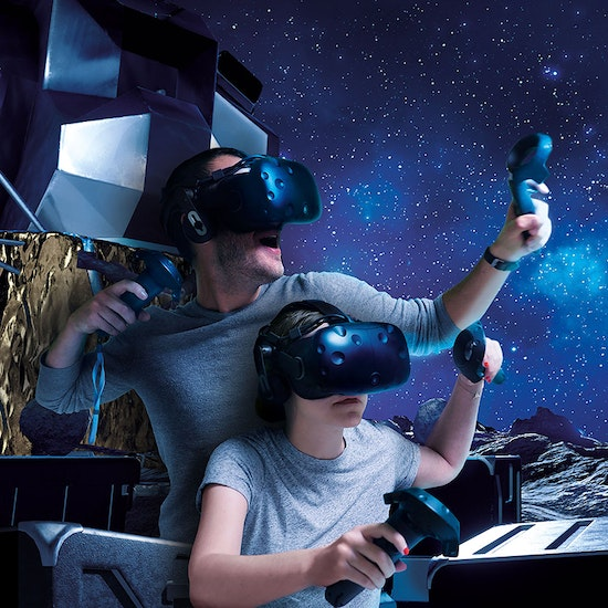 Time Travel Virtual Reality Escape Room at VR HOUR   Fever