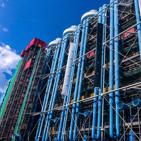 Centre Pompidou : cours gratuit d'art contemporain en ligne