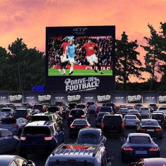 Football Drive-In: Championship & Premiership LIVE!
