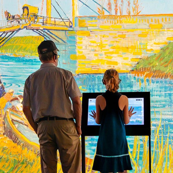 Meet Vincent van Gogh: una experiencia inmersiva del Museo Van Gogh