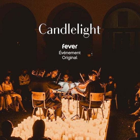 Candlelight Open Air : Mozart & Beethoven à la lueur des bougies