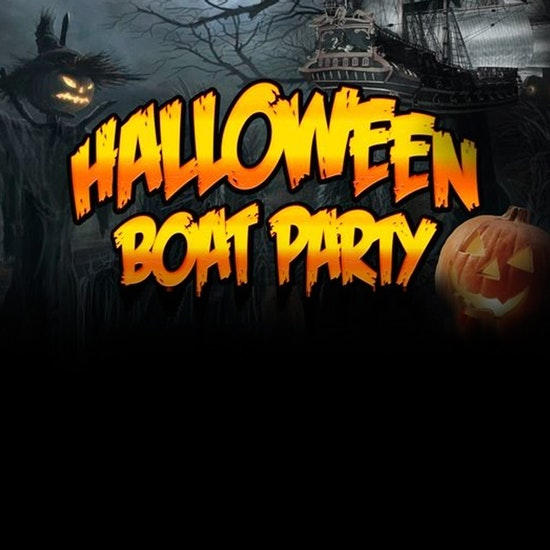 Halloween Boat Party + After Party