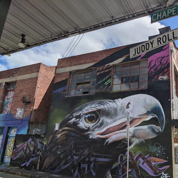Street Art of Melbourne Exploration Game