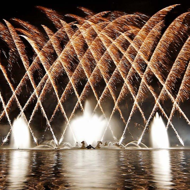 Nocturnes Électro au Château de Versailles