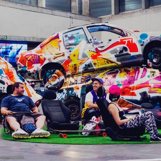 MULAFEST 2019: la cultura urbana toma el IFEMA