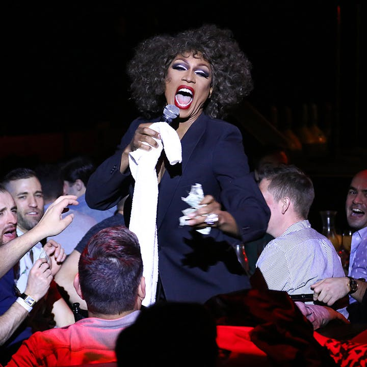 Brunch with RuPaul's Queens & Bottomless Cocktails