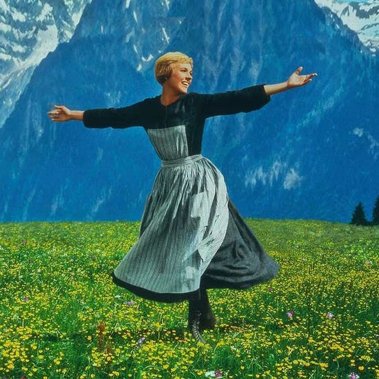 The Sound of Music Bottomless Sing-Along