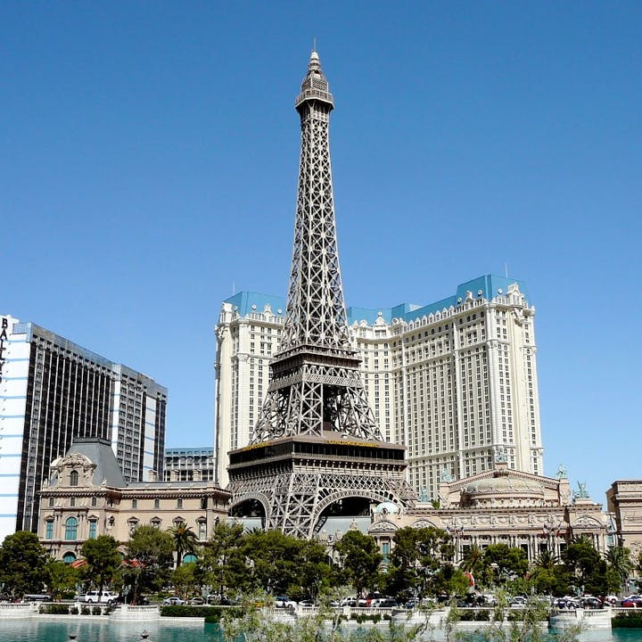 The Las Vegas Strip Exploration Game