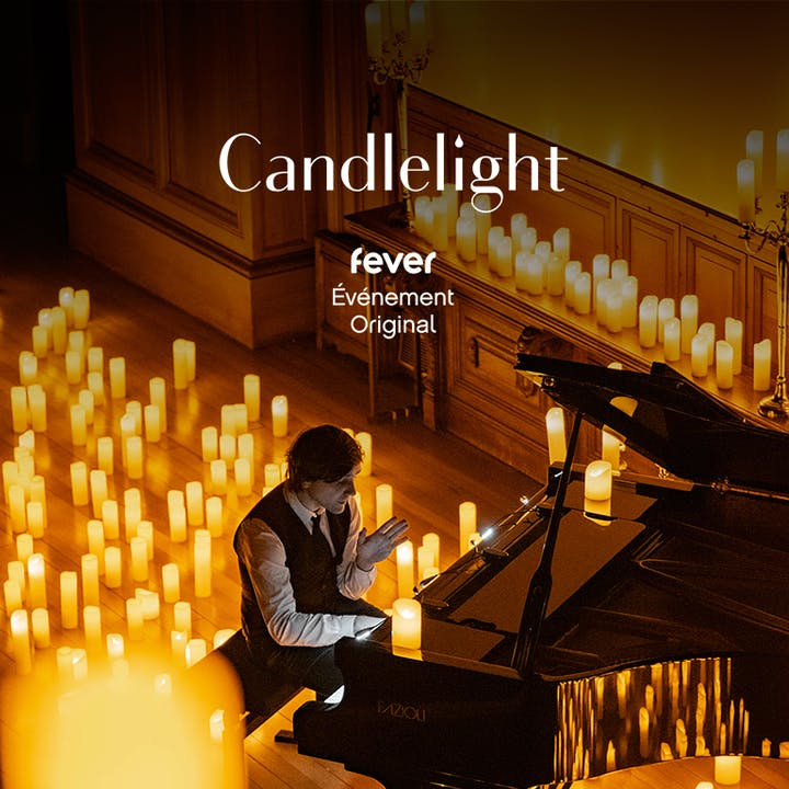 Candlelight : Chopin, Piano Solo à la lueur des bougies