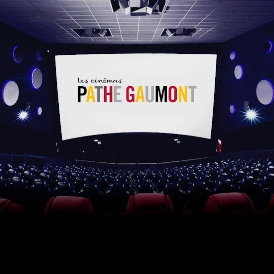 Place de cinéma Pathé Gaumont