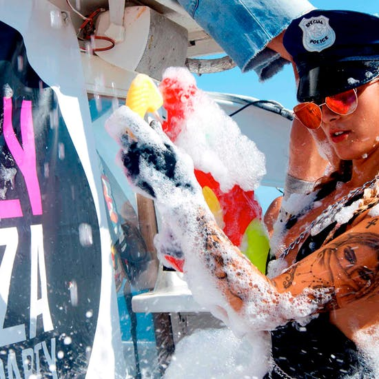 Fun In The Sun: Only Ibiza Boat Party!   Fever
