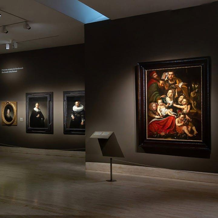 Museo Thyssen: exposición virtual Rembrandt y el retrato en ...