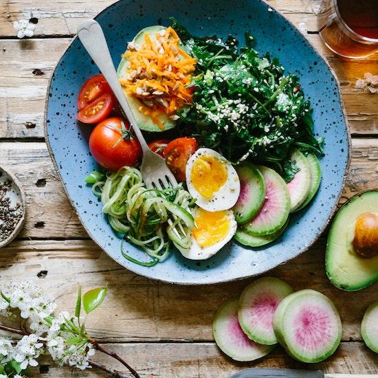 Curso online de cozinha vegetariana