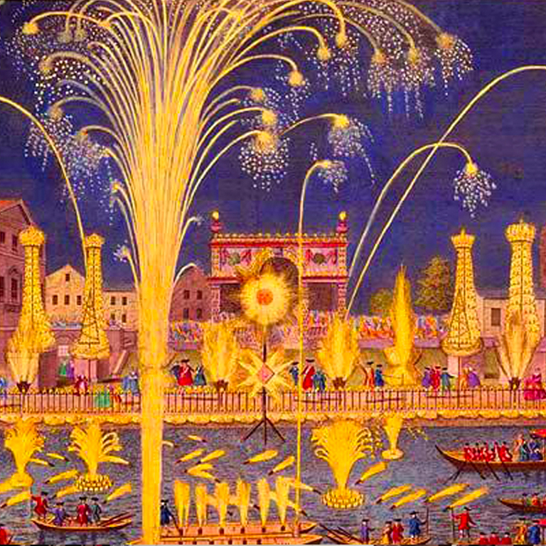Handel: Royal Fireworks Music by Candlelight