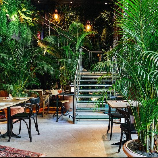 Menu Dîner au Kube Hôtel