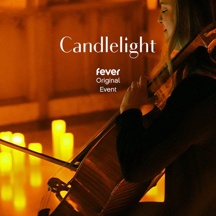 Candlelight: Movie Soundtracks at the Beurs van Berlage