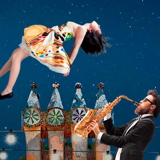 Noches Mágicas: concierto y cava en el rooftop de Casa Batlló
