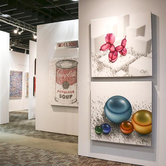 Artexpo New York: Art Exhibition