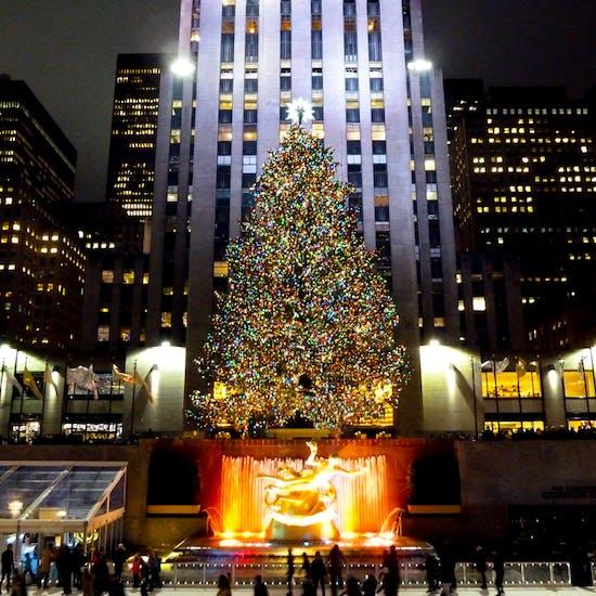 Rockefeller Center Christmas Tree Lighting Performers: Dinner Gala At The Rockefeller Center Tree Lighting