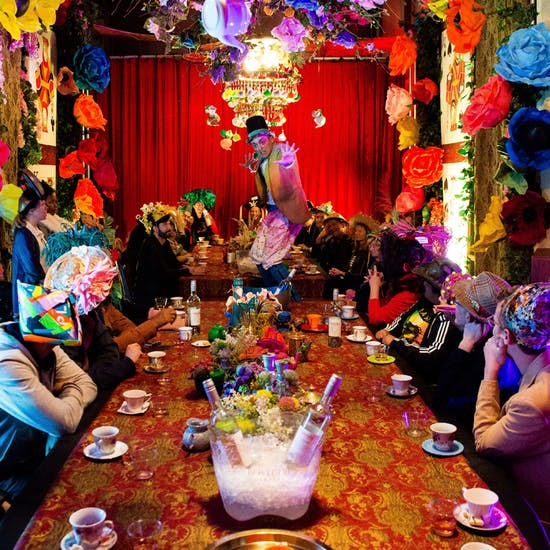 Mad Hatter S Gin Tea Party Manchester Fever