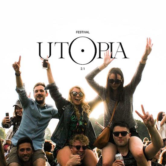 Utopia Festival : DJ sets, concerts, rooftop, marché & expos