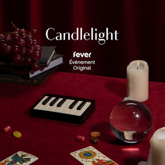 Candlelight Halloween : Compositions hantées à la lueur des bougies