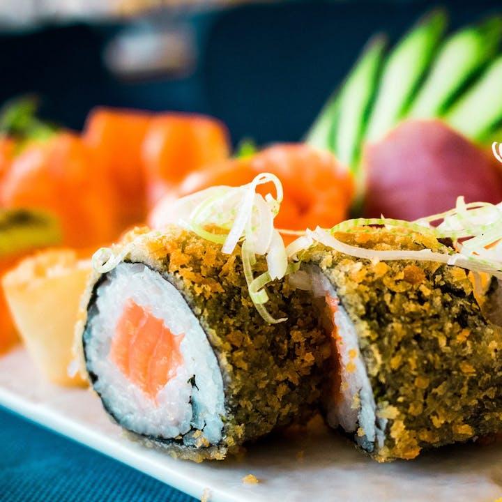 Menu para 2 pessoas no Edo Sushi de Alvalade