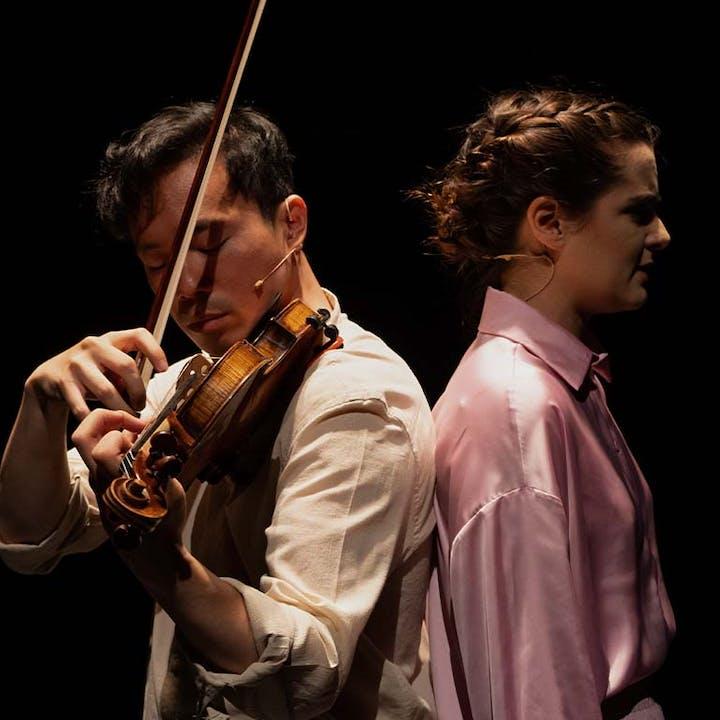 Yo Soy El Que Soy  - Por Aaron Lee en el Teatro Pavón