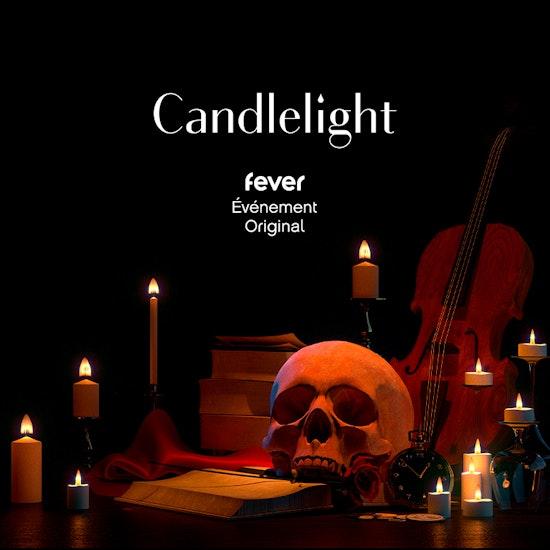 Candlelight Halloween: Compositions hantées à la lueur des bougies