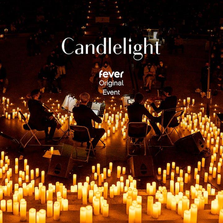 Candlelight: Beethoven's Best Works at Østre Gasværk Theatre