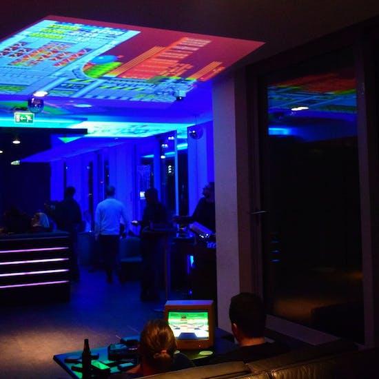 16-BIT Sky Bar: 500ft High Retro Gaming, Cocktails & Karaoke
