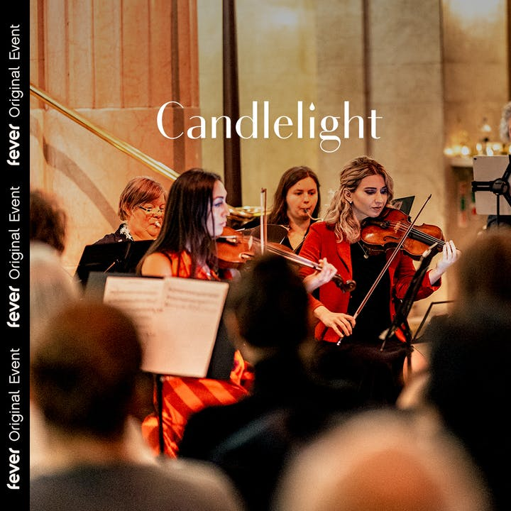 Floating Candlelight: A Tribute to Ludovico Einaudi