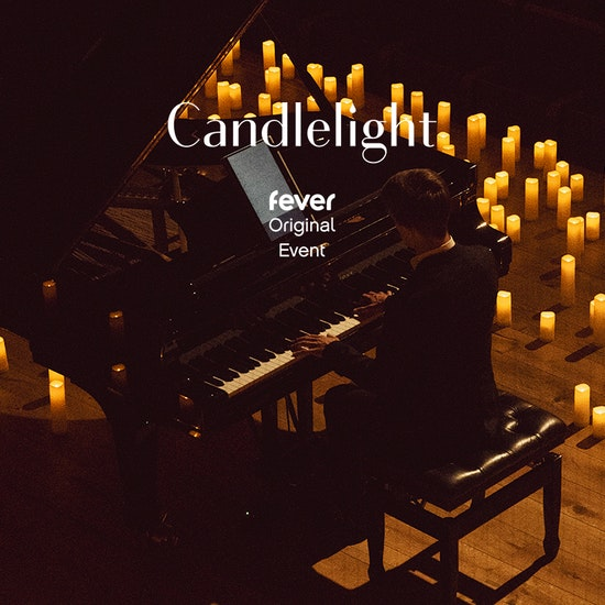 Candlelight: Tribute to Ludovico Einaudi at Stoller Hall
