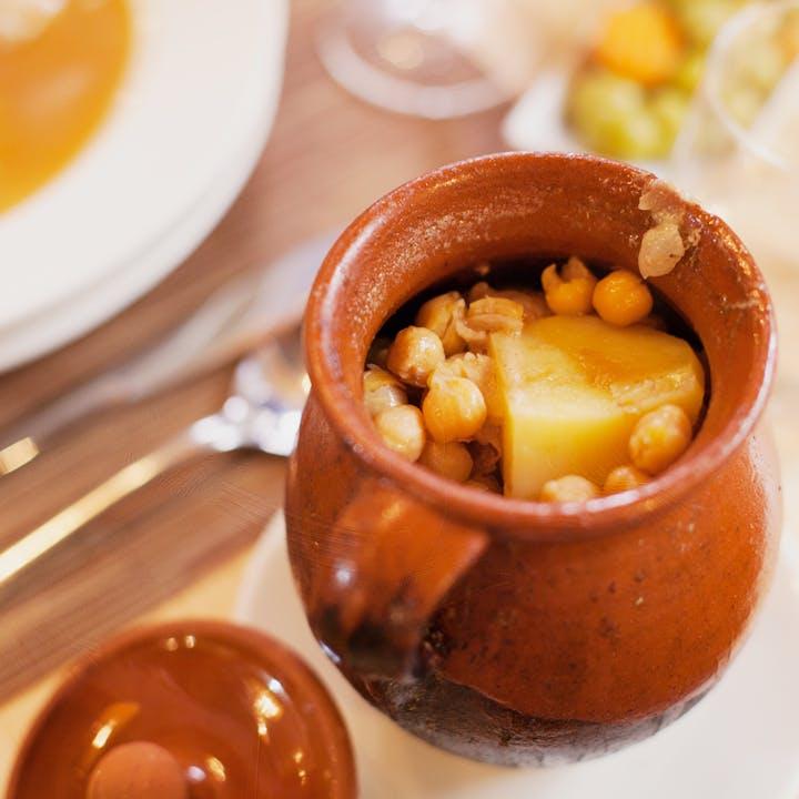 La Rayúa: ¡el mejor cocido madrileño!