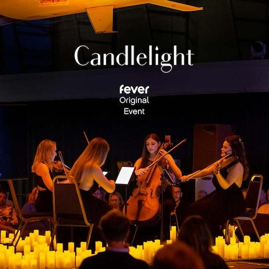 Candlelight: Film Soundtracks Under A Plane
