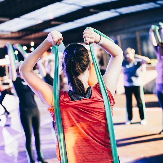 Unlimited Fitness Classes at L+A Healing Studio & Spa