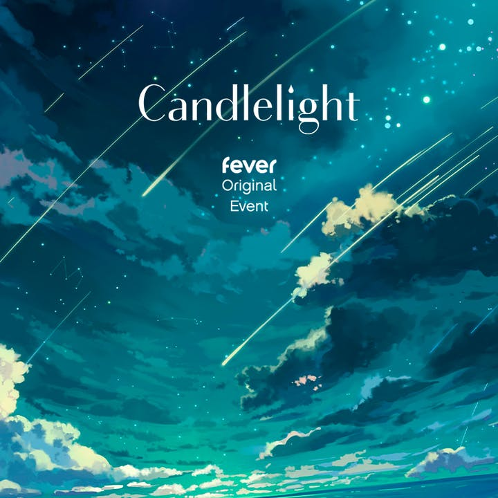 Candlelight: O Melhor de Anime à luz de velas