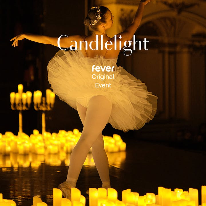 Candlelight Ballet: Tchaikovsky's Swan Lake & More at The Grand Lodge Freemasons