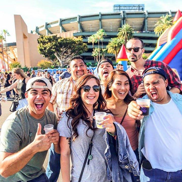 DTLA Beer and Music Festival w/ Insane Clown Posse
